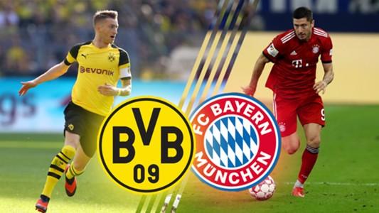 Fc Bayern Vs Dortmund 2021
