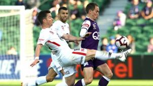 Perth Glory v Western Sydney Wanderers