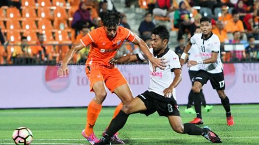 Syukur Saidin, Penang, Felda United, Super League, 09/04/2017