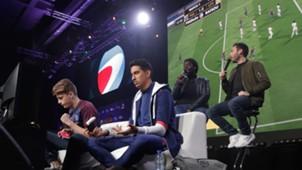 FIFA eSports players