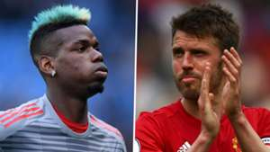 Paul Pogba Michael Carrick