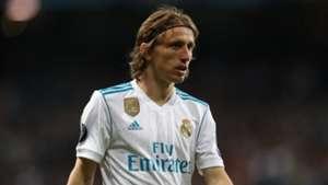 Luka Modric Real Madrid 2018-05-01