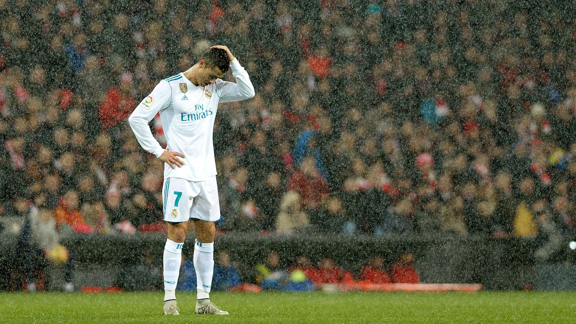 Cristiano Ronaldo Real Madrid 02122017