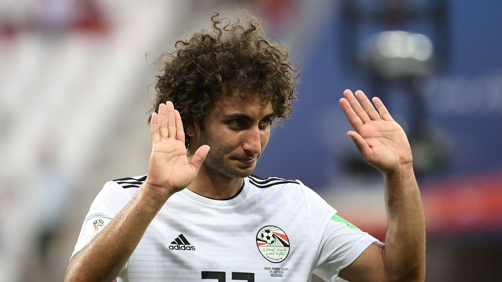 Amr Warda Egypt WC 2018