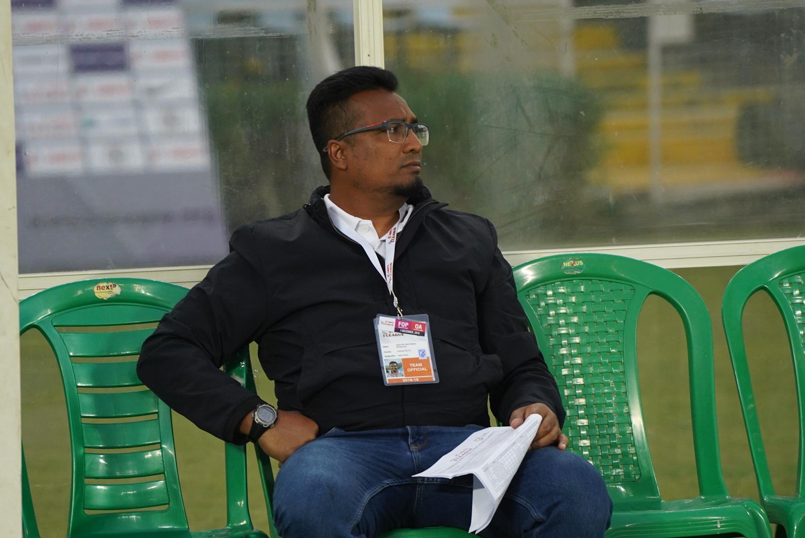 Akbar Nawas Chennai City FC