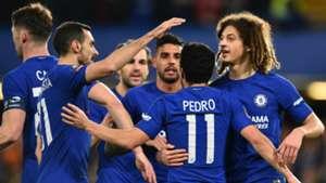 Pedro Chelsea Hull City