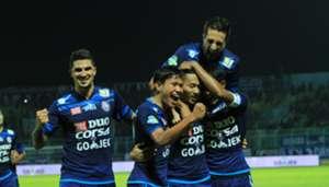 Selebrasi Dendi Santoso - Arema FC