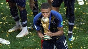 2018-07-22 Mbappe France