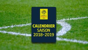 Ligue 1 fixtures