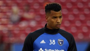 Matheus Silva San Jose Earthquakes