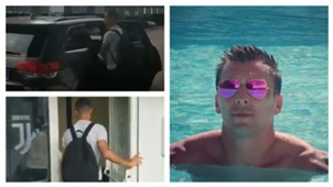 Ronaldo Mandzukic collage