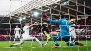 HD Olivier Giroud Swansea Arsenal