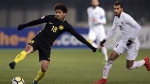 Akhyar Rashid Malaysia U23