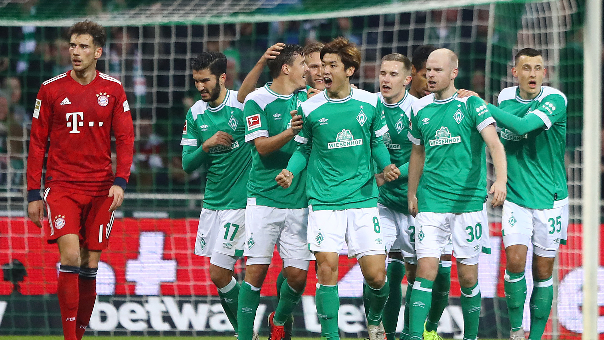 Werder Bremen FC Bayern