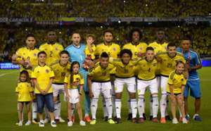 XI Colombia vs Paraguay