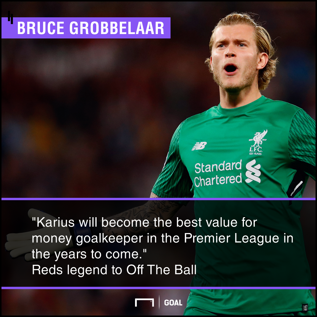 Liverpool News When Did The Premier League S Finest: Karius The Best Value For Money Goalkeeper In The Premier