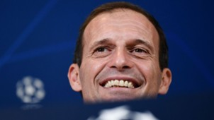Massimiliano Allegri Juventus Young Boys press conference