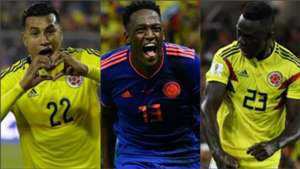 Centrales colombia MIx