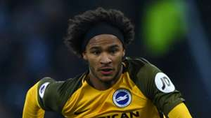 Izzy Brown Brighton 2017-18