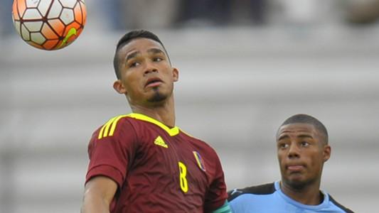 Yangel Herrera Venezuela U-20