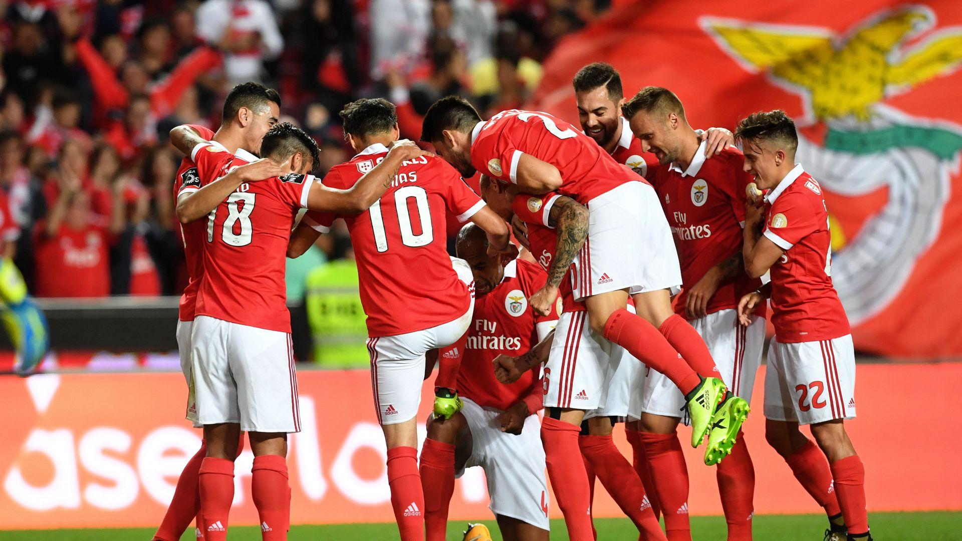 Benfica Sporting Braga Primeira Liga 09082017