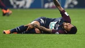 Dani Alves PSG Paris Saint-Germain 2017-18