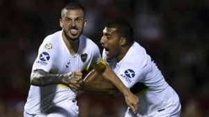 Dario Benedetto Ramon Abila Newells Boca Superliga 27012019