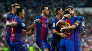 Real Madrid Barcelona LaLiga 23042017