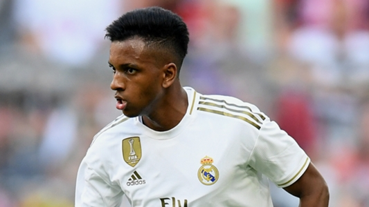 Real Madrid youngster Rodrygo facing up to three weeks out with hamstring injury