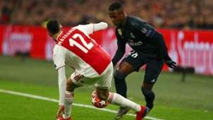 Vinicius Jr Real Madrid Ajax Champions League 13 02 2019