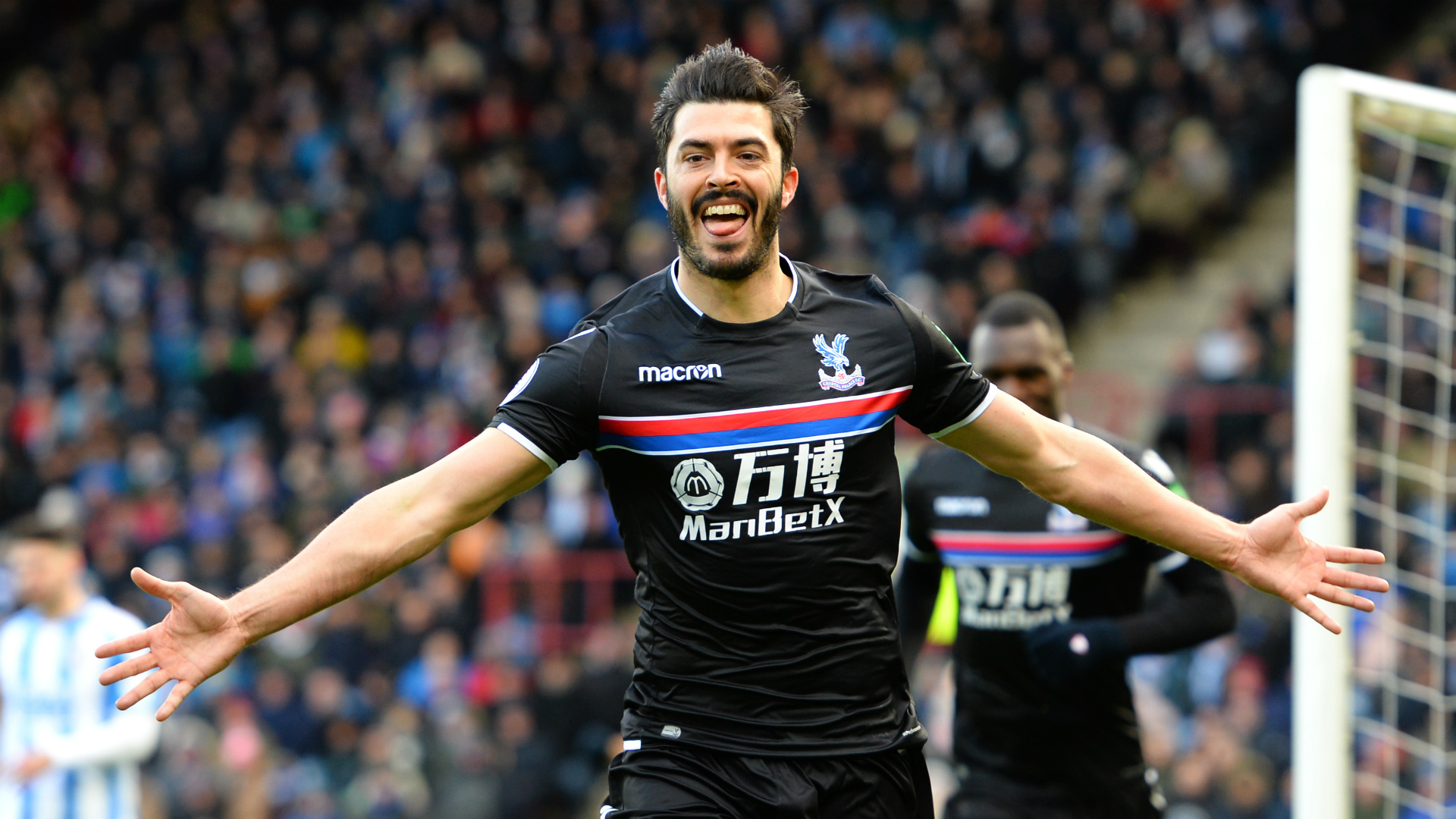 James Tomkins Crystal Palace Premier League Team of the Week