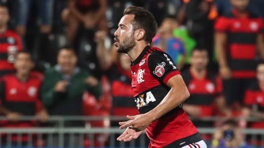 Everton Ribeiro Flamengo Palestino Copa Sudamericana 09082017