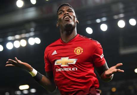'Now Man Utd have a structure' - Pogba aims dig at Mou