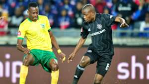 Divine Lunga, Golden Arrows & Thaba Matlaba, Orlando Pirates, October 2018