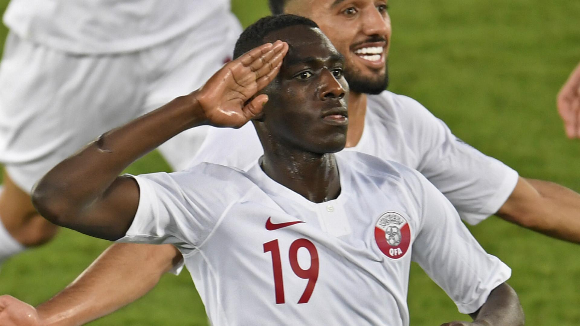 Almoez Ali Qatar 2019