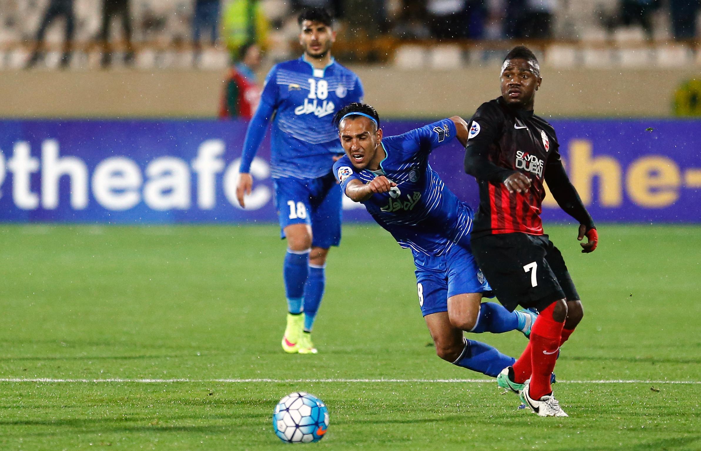Esteghlal vs Al Ahli