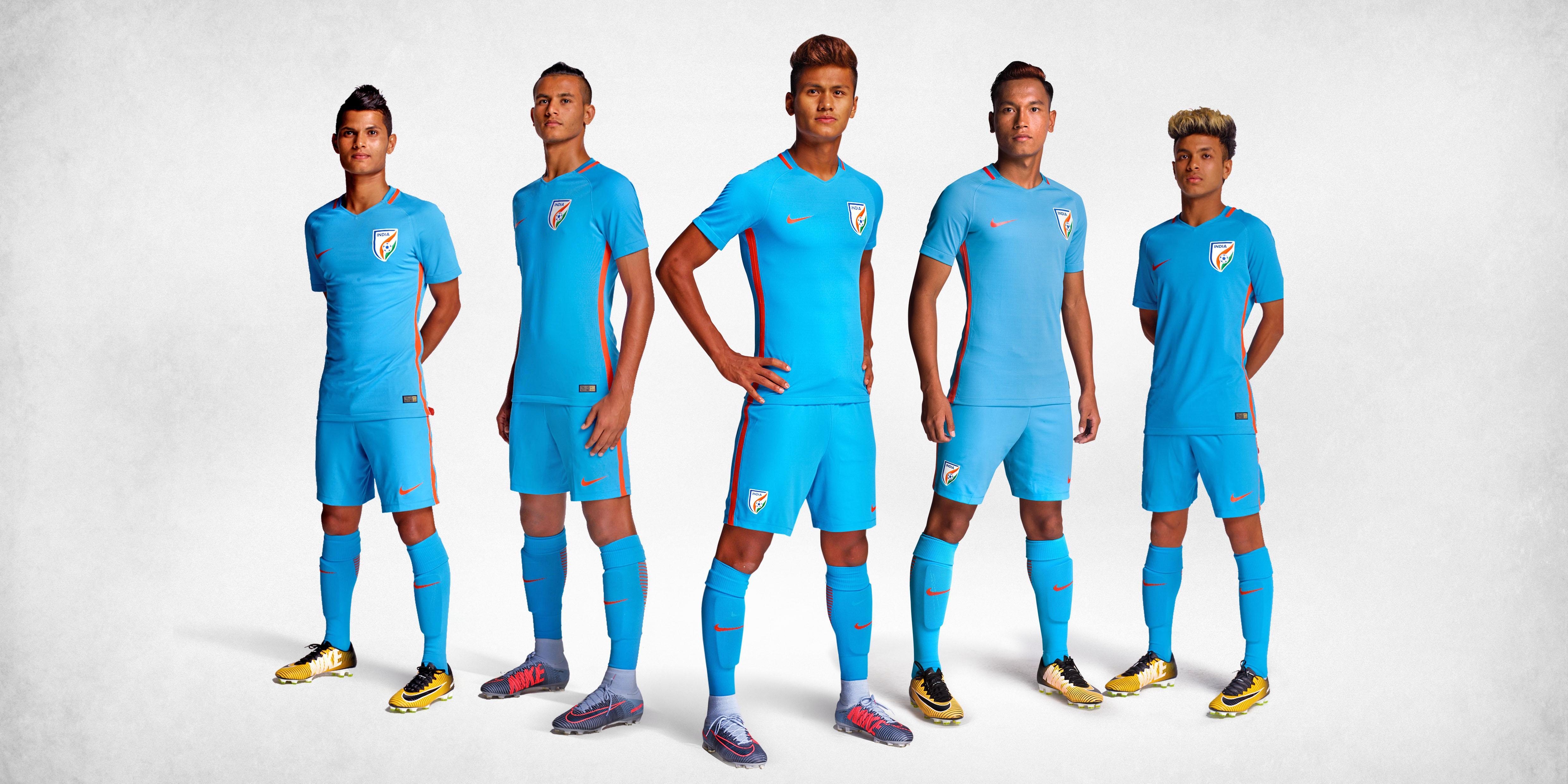 India U17 nike jersey