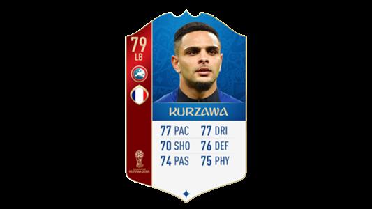 FIFA 18 World Cup France Kurzawa