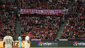 Arsenal & PSG Fans