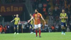 Selcuk Inan Galatasaray Fenerbahce STSL 04232017