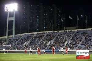 부산 홈 경기 구덕 Busan