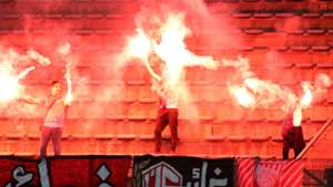 Wydad Casablanca fans, January 2019
