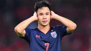 Supachok Sarachart Indonesia vs Thailand World Cup 2022 Qualification (AFC)