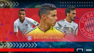 GFXID Cover Rapor Pemain Bayern Munich di Piala Dunia 2018