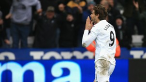 Fernando Llorente Swansea Burnley Premier League 04032017