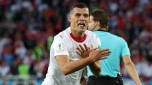 Granit Xhaka Switzerland WC 2018
