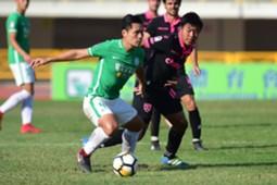 Hong Kong premier league, Tai Po 3:2 won over Dreams FC.