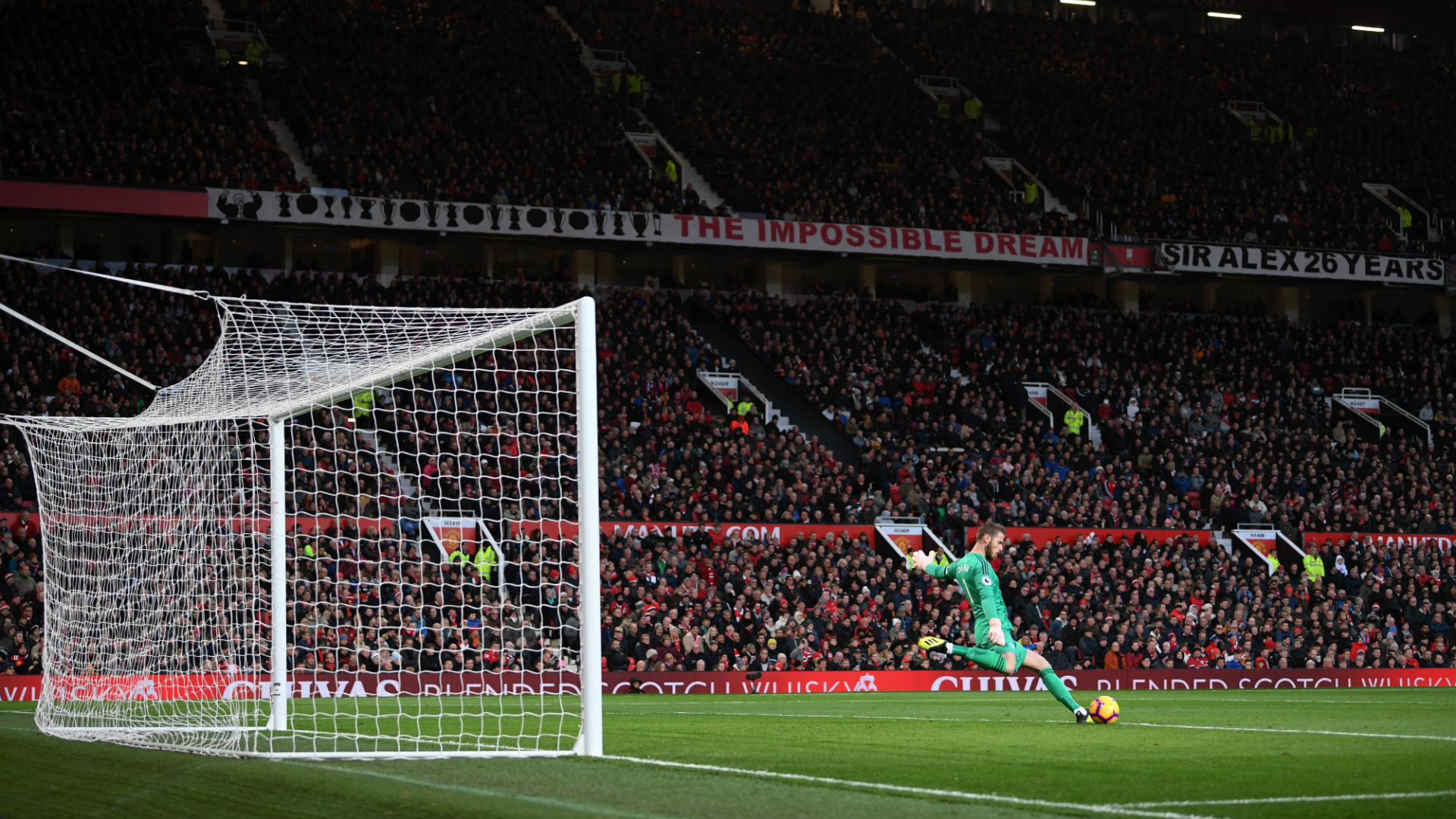 Old Trafford Manchester United 10282018
