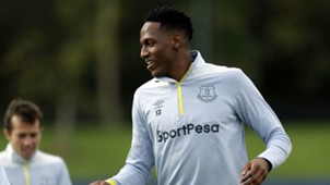 Yerri Mina Everton Premier League 2018