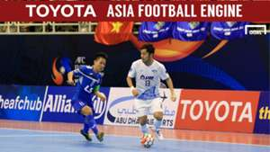 2017 AFC Futsal Club Championship | Bluewave Chonburi (Thailand) 6-0 Thai Son Nam (Vietnam)
